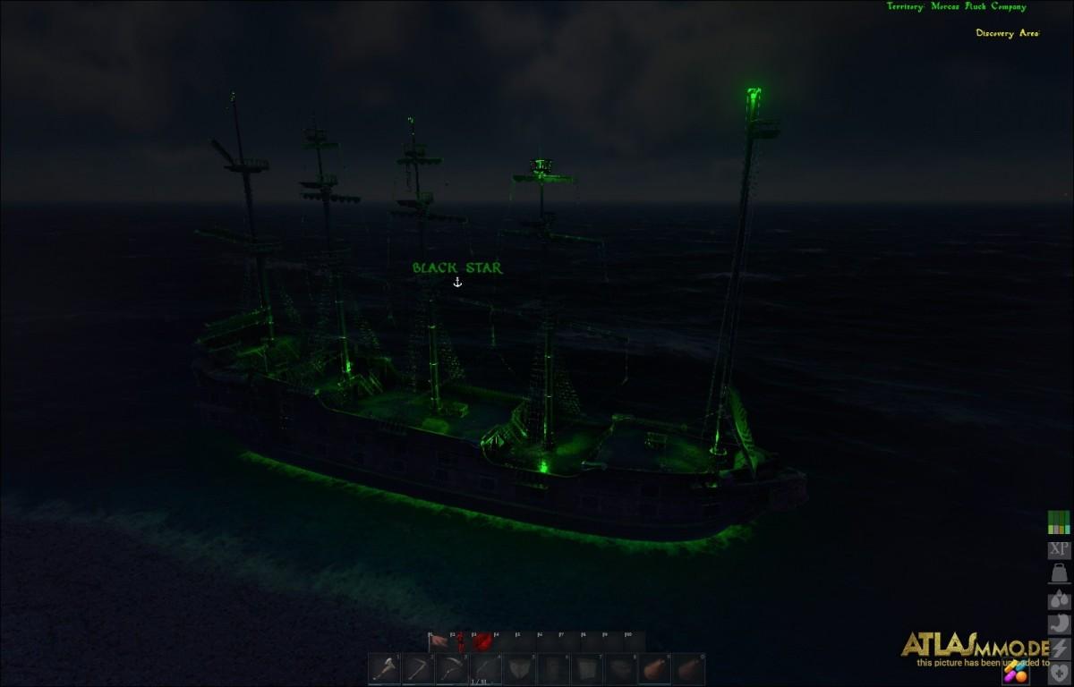 Geisterschiff?