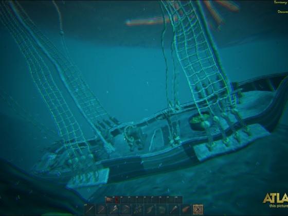 Mein Schiff auf der suche nach der Titanic :P