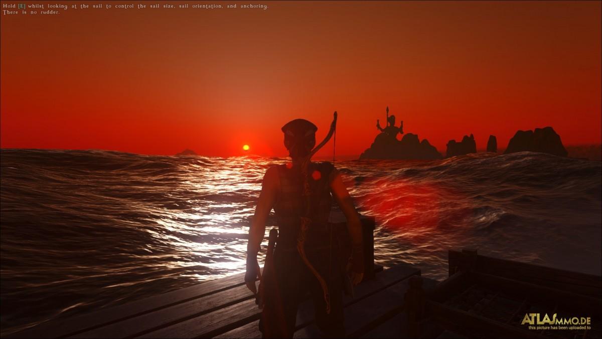 Der Sonnenaufgang