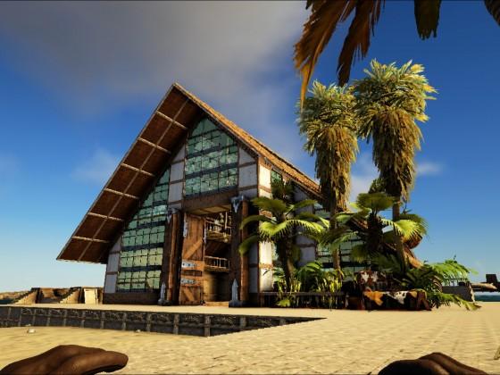 Bibliothek von Port Sansibar