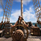 Kurze Schiffs Reise