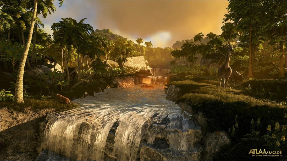 Offizielle Bilder vom Entwicklerstudio