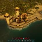 Hafen Festung
