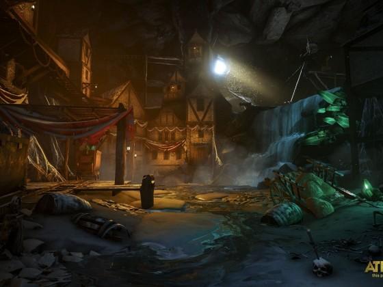 ATLAS Ice Dungeon