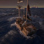 Auf Fisch,- und Walfang unterwegs